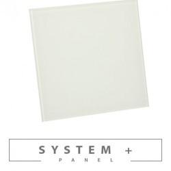 Trax стекло белый мат