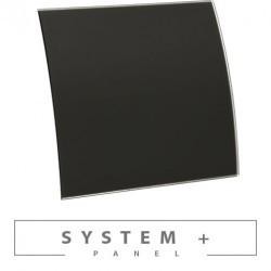 Escudo стекло черный мат